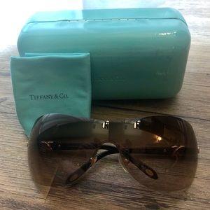 Tiffany & Co. Sunglasses.
